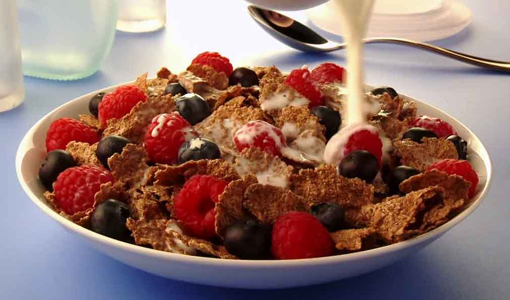 Hot Cereals Breakfast