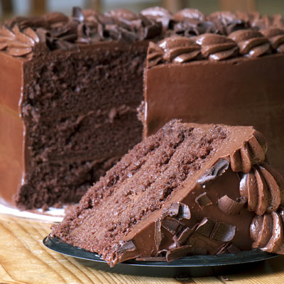 Credit:  Joeff Davis  Wrights Gourmet Shop   Chocolate Cake